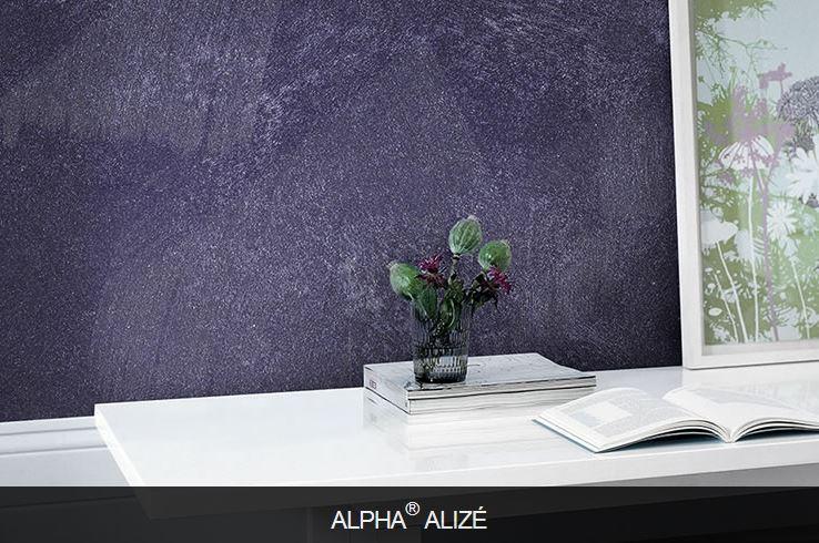Pittura Lavabile Per Interni Sikkens.Nuovo Effetto Decorativo Sikkens Alpha Alize
