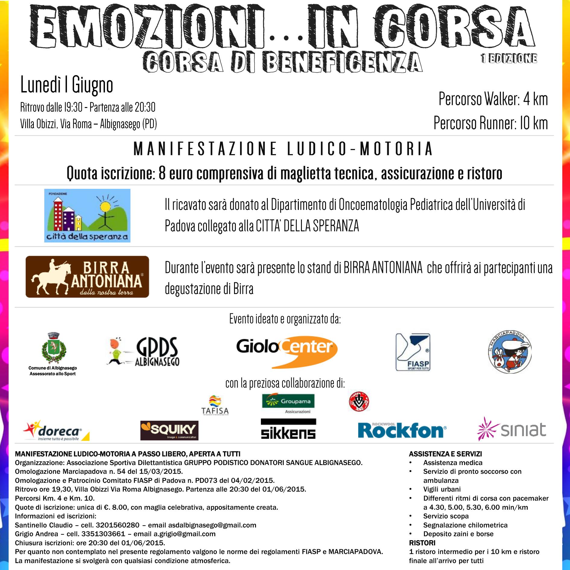 Emozioni in corsa_newgraphic_volantino2