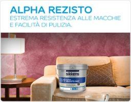 banner alpha rezisto
